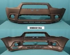 Бампер. Mitsubishi RVR, GA2W Mitsubishi ASX, GA1W, GA2W, GA3W, GA6W Mitsubishi Outlander, GA2W Двигатели: 4B11, 4A92, 4B10, 4N13