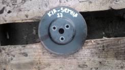 Шкив помпы. Kia Sephia