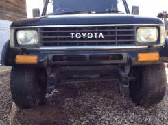 Toyota Land Cruiser Prado. 1KZTE