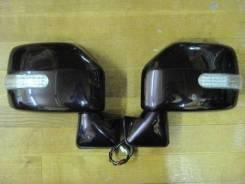 Зеркало заднего вида боковое. Suzuki Wagon R Solio, MA34S Chevrolet MW, MA34S Двигатель M13A