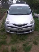Toyota Ractis. SCP100, 2SZ