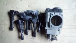 Заслонка дроссельная. Nissan Armada, WA60 Двигатель VK56DE