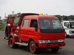Toyota Dyna. Toyota Duna Мостовой без пробега, 4 100 куб. см., 2 000 кг.