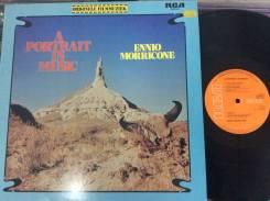 Энньо Морриконе / Ennio Morricone - A Portrait in Music - DE LP
