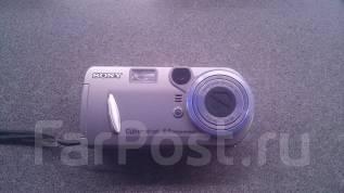 Sony Cyber-shot DSC-P92. 5 - 5.9 Мп, зум: 3х
