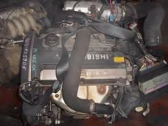 Двигатель в сборе. Mitsubishi Airtrek, CU2W Двигатель 4G63T