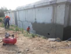 Гидроизоляция, герметизация и ремонт бетонных конструкций и сооружений