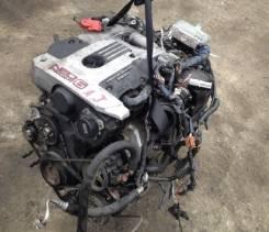 Двигатель. Nissan Stagea Nissan Skyline Nissan Laurel, HC35 Двигатель RB20DE