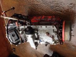 Механическая коробка переключения передач. Hino Ranger, FD176 Двигатель H07C