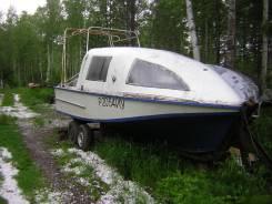 Амур. 1993 год, двигатель подвесной