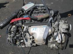 Двигатель в сборе. Honda Odyssey, RA7 Двигатель F23A