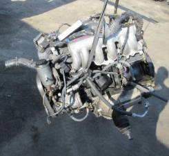 Двигатель в сборе. Toyota Crown, JZS153 Двигатель 1JZGE