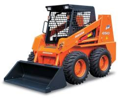 Наклейка. Doosan 450 Plus