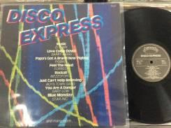 Сборник прото-евро-бита - Disco Express - NL LP 1983