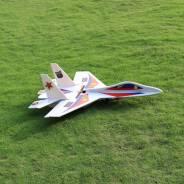 Радиоуправляемый самолет СУ-27 длина 100см * 74 см
