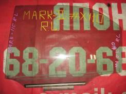 Стекло Toyota Markll #ZX110 Rear L