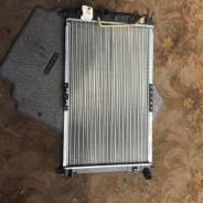 Радиатор охлаждения двигателя. Audi A8, D3/4E, D4/4H, D3, 4E, D4, 4H Двигатели: CHJA, CEUA, BPK, CDSB, CTEC, CTBA, CTGA, CEJA CTNA, CGWD CREA, CMHA CD...