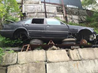 Крепление капота. Mercedes-Benz S-Class, W140