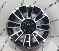 Литые диски TWG. 9.0x20, 6x139.70, ET30, ЦО 106,1мм.