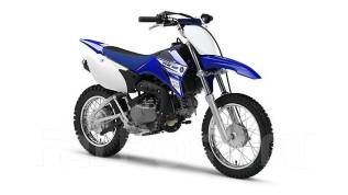 Мотоцикл Yamaha TT-R110E, Мото-тех, 2015. 110куб. см., исправен, без птс, без пробега. Под заказ