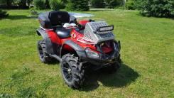 Honda TRX 680. исправен, есть птс, с пробегом