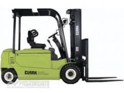 Clark GEX30. Электрический вилочный погрузчик , 80 куб. см., 3 000 кг.