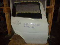 Дверь боковая. Daihatsu YRV, M211G, M200G, M201G