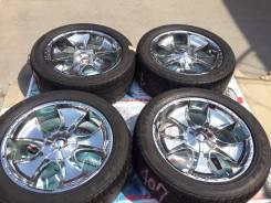 Серьезные хром колеса R22 6x139.7 MADE IN USA!. 9.5x22 6x139.70 ET10
