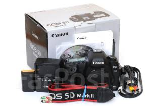 Canon EOS 5D Mark II. 20 и более Мп, зум: без зума. Под заказ