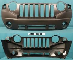 Бампер. Jeep Compass, MK49 Двигатели: ERZ, ED3