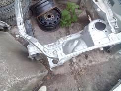 Лонжерон. Toyota Corolla, ZZE121 Двигатель 3ZZFE