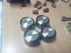 "Заглушки ЦО на диски Direzza RS-C. Диаметр Диаметр: 17"", 1 шт."