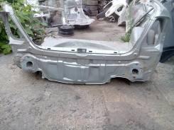 Панель пола багажника. Toyota Corolla, ZZE121