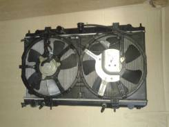 Радиатор охлаждения двигателя. Nissan Primera, WRP12, TP12, WTP12, WTNP12, P12, TNP12, RP12 Двигатели: QR20DE, QR25DD