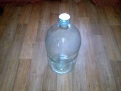 Бутыль стеклянная 20 л.