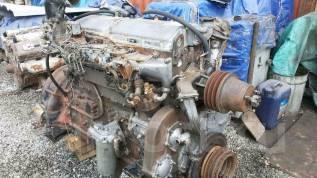 Двигатель в сборе. Hitachi Isuzu