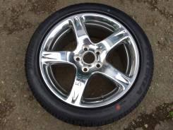 Запасное колесо новое Toyota 235/45R17 Bridgestone Potenza. 8.0x17 5x114.30 ET50