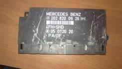 Блок управления. Mercedes-Benz C-Class, W204, S204 Mercedes-Benz S-Class, W221 Двигатели: M, 275, E, 60, AL, 273, KE55, KE46, 276, DE35, 278, DE, 46...