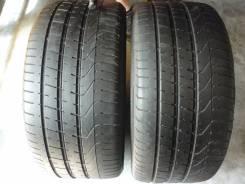 Pirelli P Zero. Летние, 2013 год, износ: 10%, 2 шт