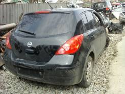 Nissan Tiida. C11X SC11X, HR16DE