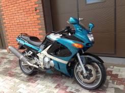 Kawasaki ZZR 400 2. 401 куб. см., исправен, птс, без пробега