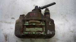 Суппорт тормозной. Mazda Demio, DW3W, DW5W