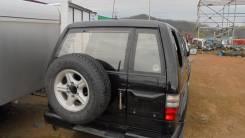 Крепление запасного колеса. Isuzu Bighorn, UBS73GW