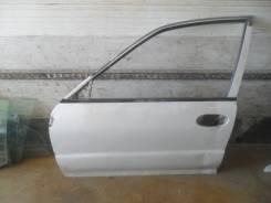 Дверь передняя левая (под ремонт). Mitsubishi Libero, CB2V