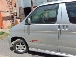 Дверь боковая. Mazda Bongo Friendee, SGEW Двигатель FEE