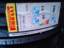 Pirelli. Летние, 2016 год, без износа, 4 шт