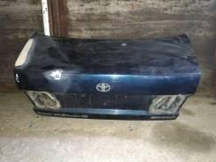 Крышка багажника. Toyota Corona, ST191, ST190, CT190, CT195, ST195, AT190 Toyota Carina E, ST191 Двигатели: 3SFE, 2C, 4SFE, 2CT, 4AFE