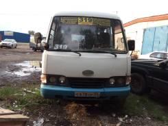 Kia Combi. Продам или обменяю автобус KIA Combi, 4 096 куб. см., 24 места