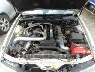 Двигатель. Toyota Cresta, JZX90 Toyota Mark II, JZX90 Toyota Soarer, JZZ30 Toyota Chaser, JZX90 Двигатель 1JZGTE
