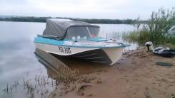Казанка-5М3. Год: 1990 год, двигатель подвесной, 40,00л.с., бензин